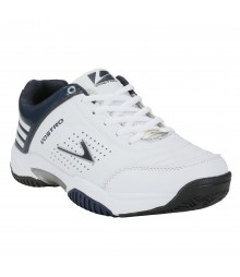 Vostro SP16 White Blue Men Sports Shoes VSS0250
